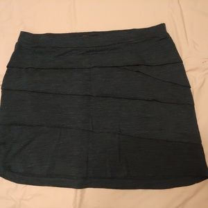Prana Leah skirt - teal